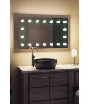 Зеркало для ванны с ЛЕД подсветкой Мелани